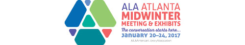 ALA Midwinter Meeting in Atlanta