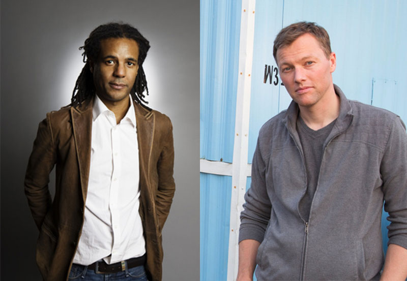 Colson Whitehead and Matthew Desmond