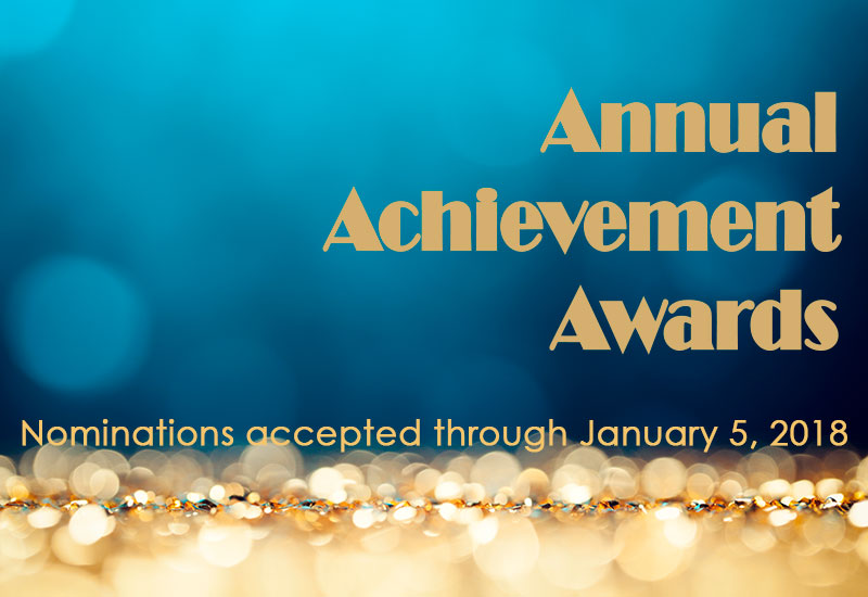Annual Achievement Awards