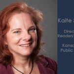 Kaite Stover, Director of Readers' Services, Kansas City Public Library