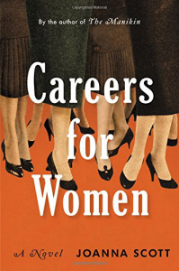 Careers for Women by Joanna Scott