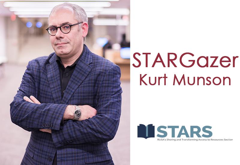 STARGazer Kurt Munson