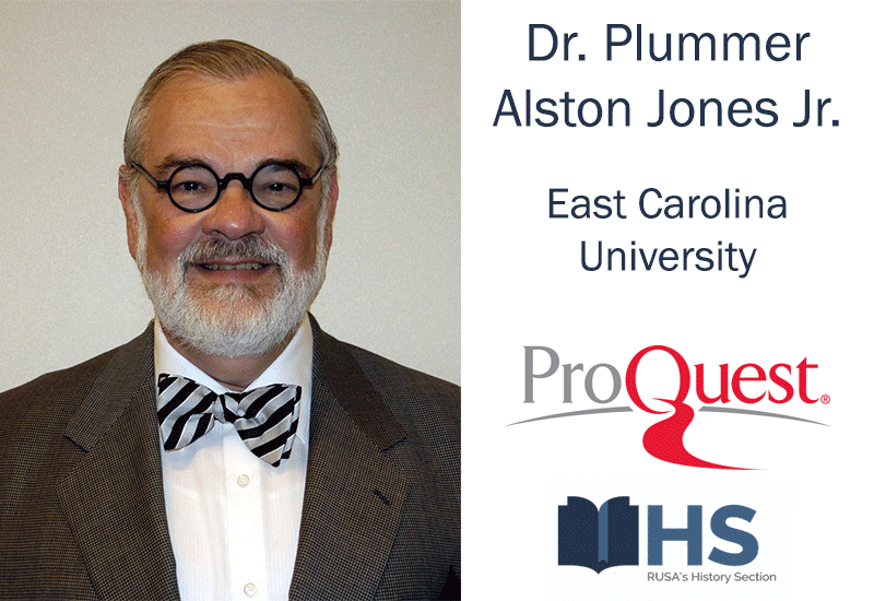 Dr. Plummer Alston Jones Jr.