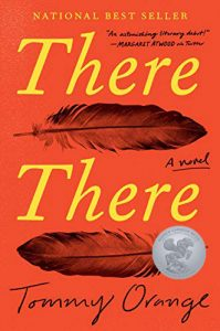 There There By Tommy Orange, published by Knopf